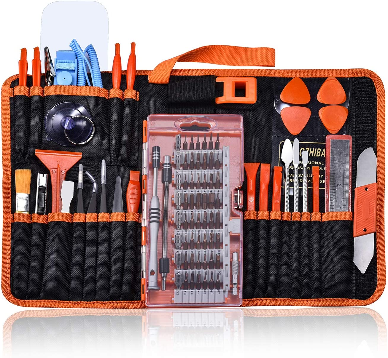 16 in 1 Precision Screwdriver Set Magnetic Screwdriver Set Torx Star Phillips Magnetic Repair Phone Tools Christmas Best Gifts Screwdriver Sets