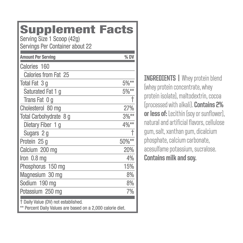TwinLab Suplemento alimenticio polvo para preparar bebida con prote na sabor chocolate, 907 g