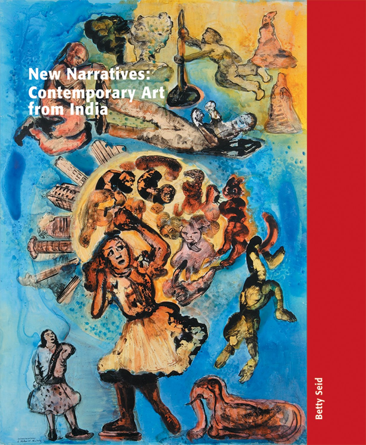 Download New Narratives: Contemporary Art from India pdf