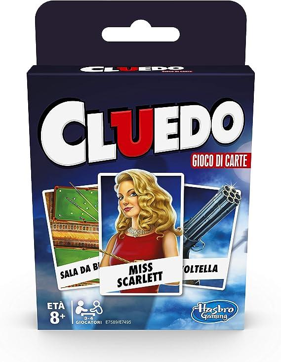 Carte da gioco Hasbro Classic Card: Amazon.es: Bebé