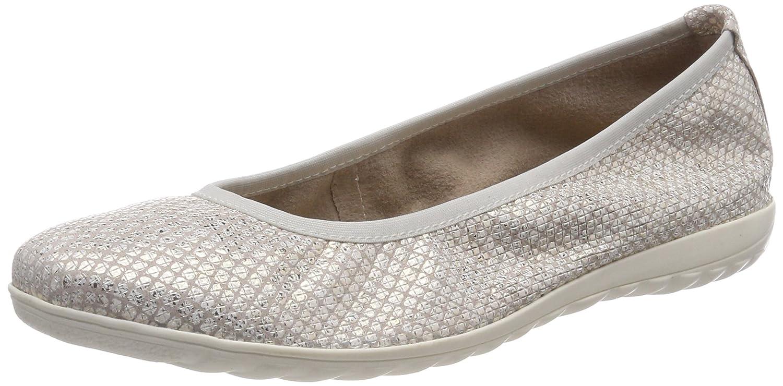 Caprice 22142 Womens Shoes Grey B0796954CX 5h|Grey