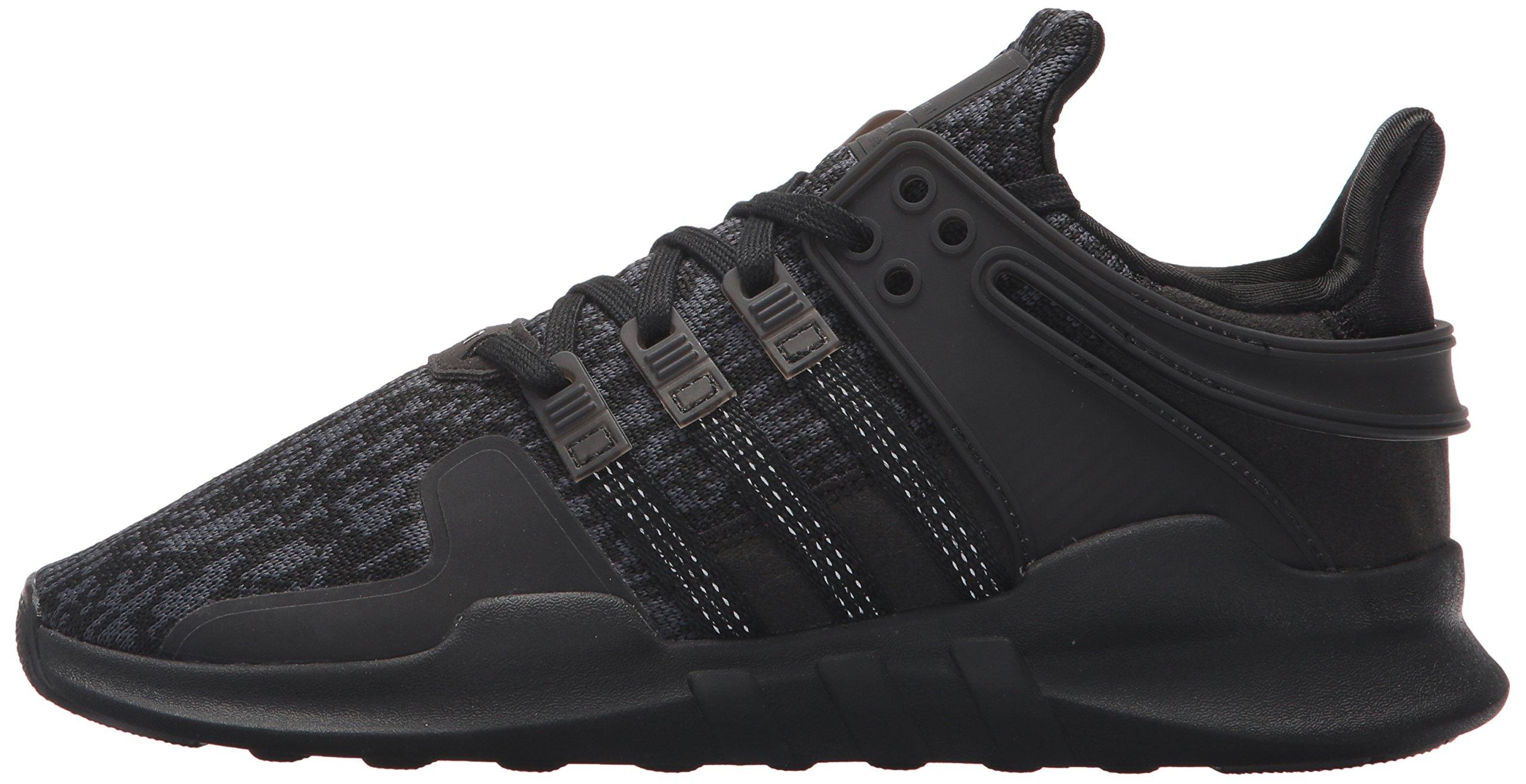 adidas Originals Boys' EQT Support ADV J Running Shoe, Black, 6.5 M US Big Kid by adidas Originals (Image #5)