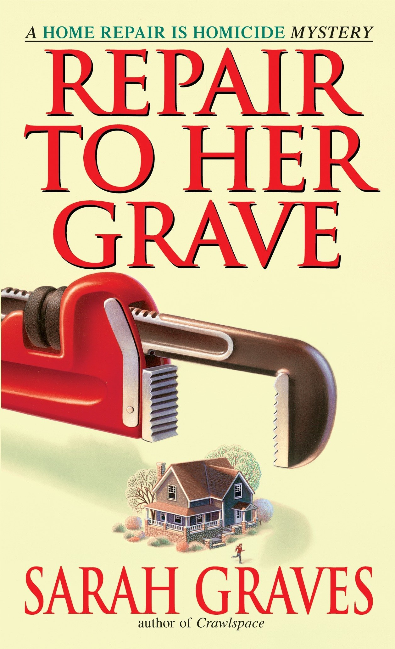 Repair to Her Grave (Home Repair Is Homicide) pdf