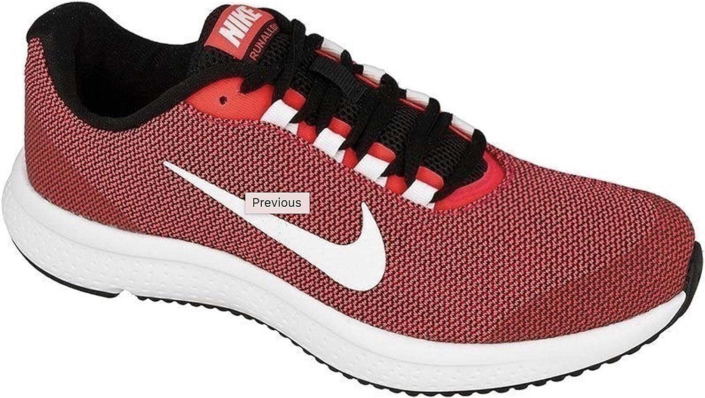 Zapatillas para correr Nike Runallday para mujer (8.5 B (M) US, Racer Pink / White / Black): Amazon.es: Deportes y aire libre