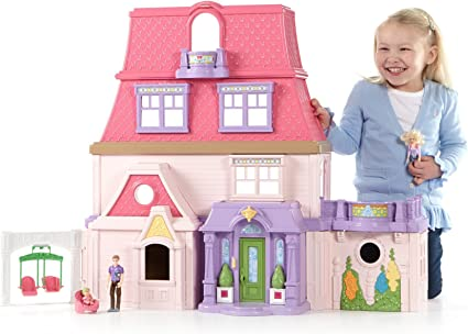 Amazon.com: Fisher-Price Loving Family Dollhouse