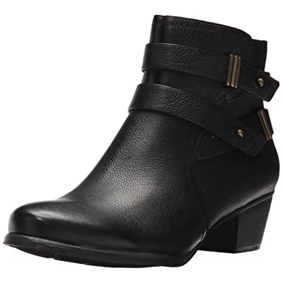 Naturalizer Womens Kepler Leather Closed Toe Ankle Fashion Boots | Ankle & Bootie