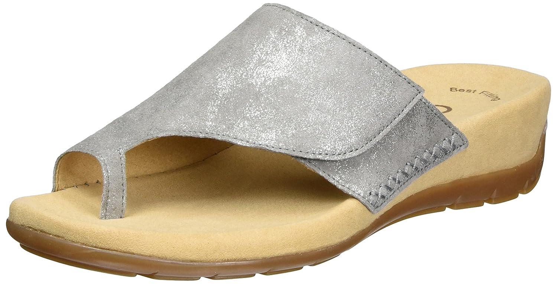 Gabor Shoes Fashion, Mules para Mujer 41 EU|Gris (Grau 69)