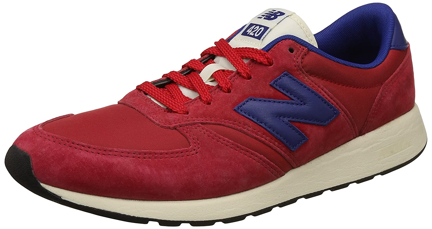 New Balance Buty New Balance 420 Re-Engineered Suede - Tobillo bajo Hombre MRL420ST
