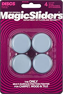 Magic Sliders 4038 Series 1-1/2