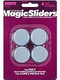 "Magic deslizadores L P 4038paquete de 41–1/2"" deslizante Disco"