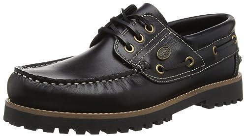 Dockers by Gerli 24dc001-180 - Mocasines Hombre, Negro (Schwarz), 47 EU: Amazon.es: Zapatos y complementos