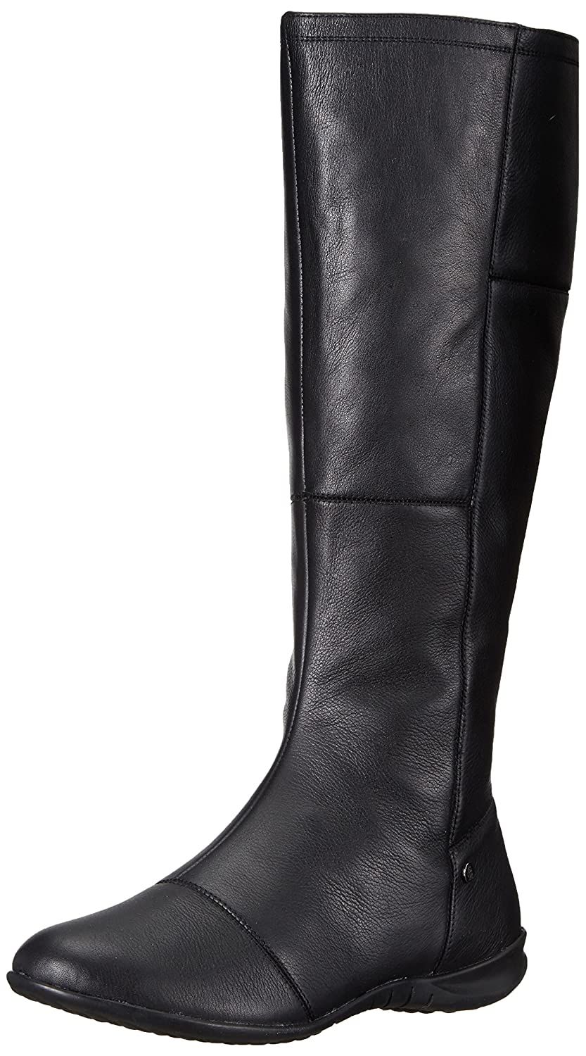 Hush Puppies Women's Lilli Bria Boot B01MSCZUYV 6 B(M) US|Black Wp