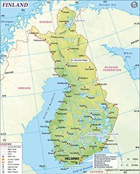 Finlandia mapa (36