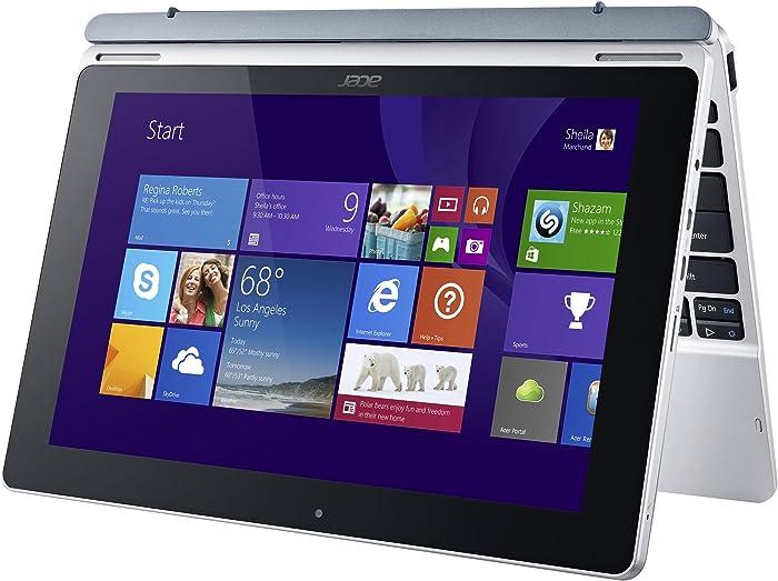 "Acer Aspire NT.L6LAA.003;SW5-012P-18L0 10.1"" 64 GB Tablet"