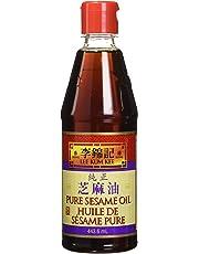 Lee Kum Kee Pure Sesame Oil, Sesame Oil, 443 milliliters