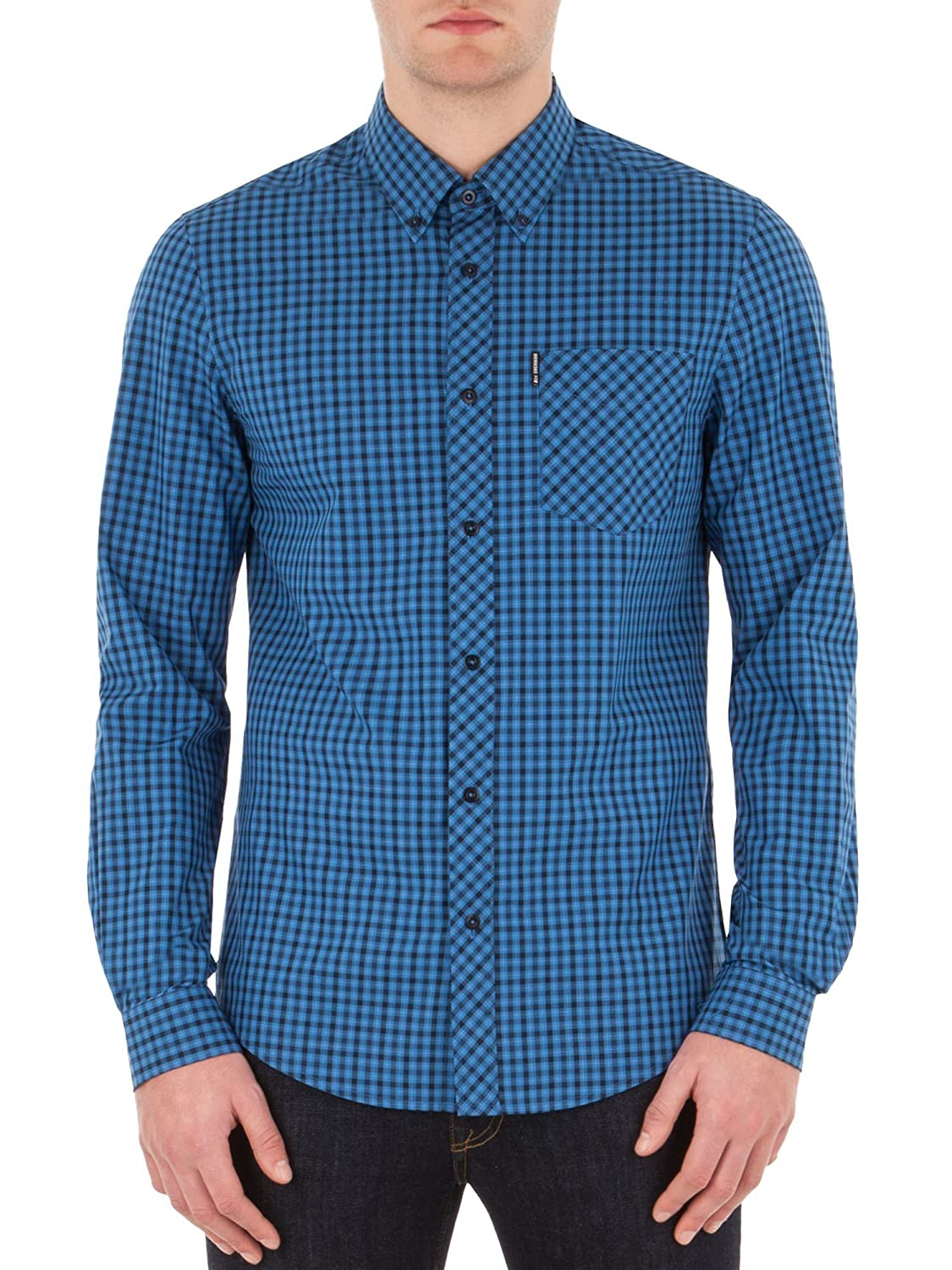 House Check Shirt - MA13641