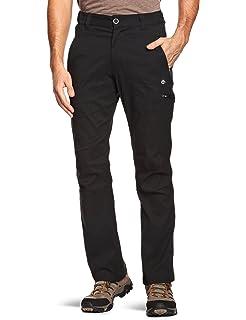 BlackBlack 40 UK Craghoppers Mens Kiwi Pro Active Trousers 56 EU