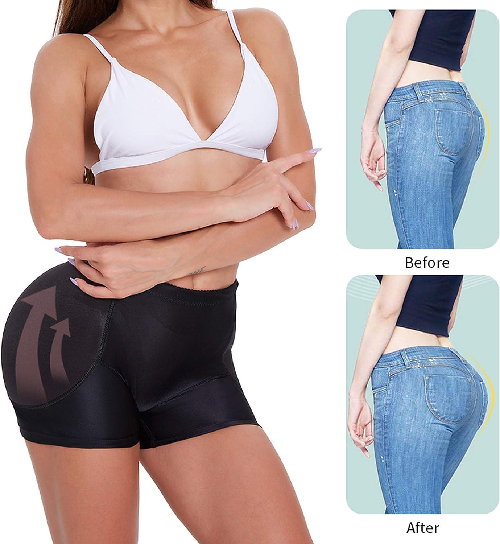 Queenral Faux Fesse Culottes Sculptantes Butt Lifter Panty Gainant Amincissant Shapers