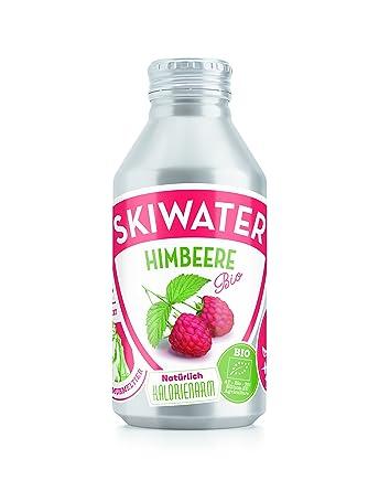 SKIWATER HIMBEERE FREERIDE-FLASK - Bio Limonade natürlich ...