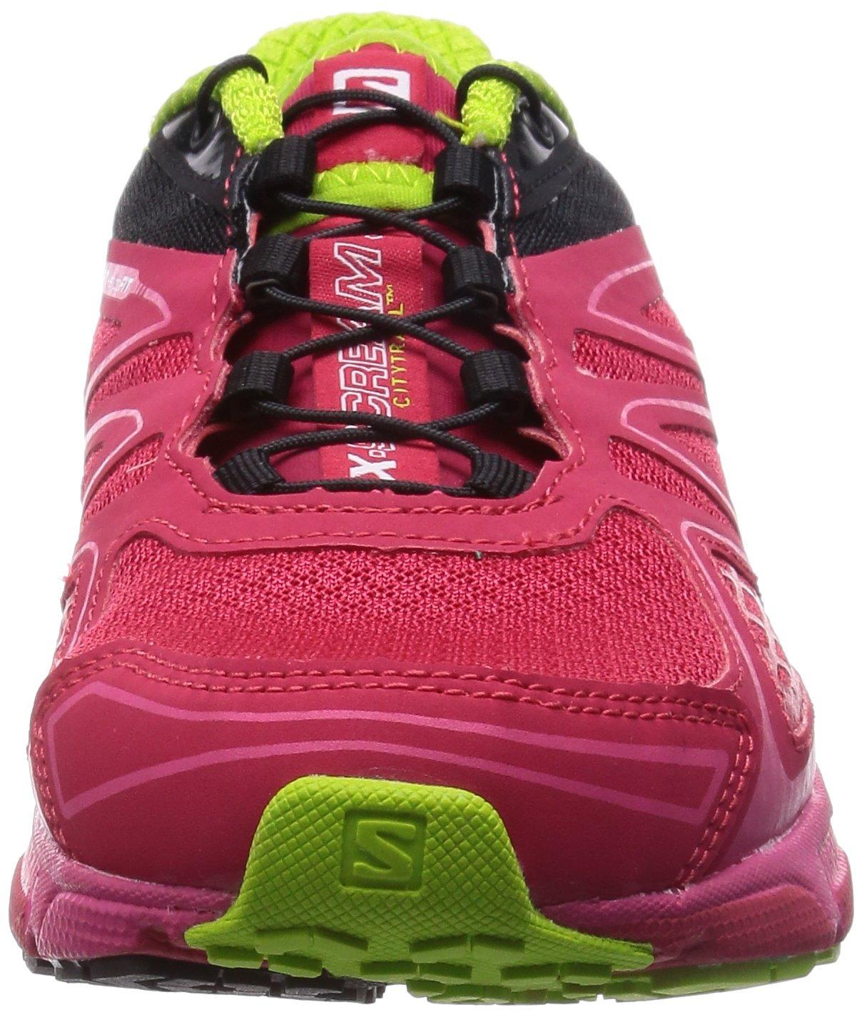 Zapatillas/ de rosa correr 3D Salomon X Scream para mujer para Lotus ...