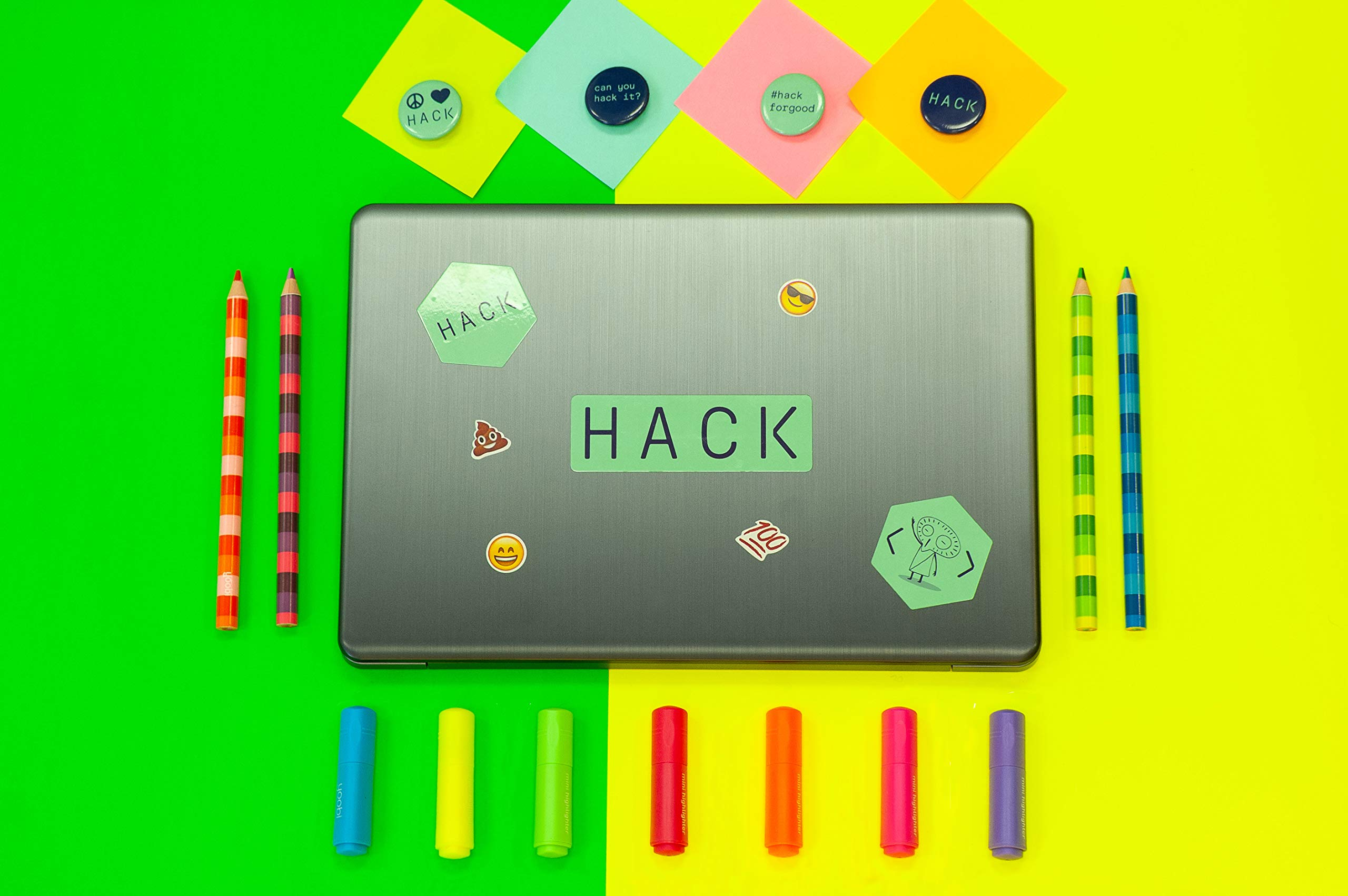 Hack - The Laptop That Teaches Kids to Code by Hack (Image #3)