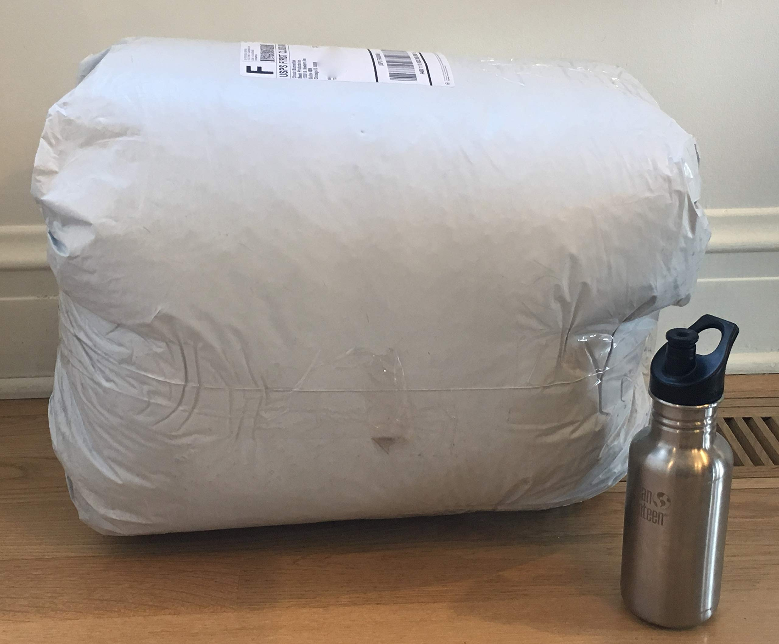 Bean Products Bean Bag Filling 2 Cubic ft. 57 liters Virgin Recycled New Eco Friendly Polystyrene EPS Bead beanbag Refill Made in USA by Bean Products (Image #2)