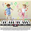 Click N' Play Gigantic Keyboard Play Mat, 24 Keys Piano Mat