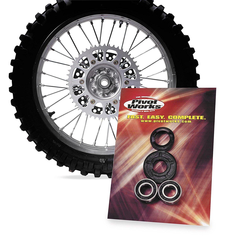 Rear Wheel Ball Bearings Seals Kit Fits KAWASAKI ZX600 Ninja ZX-6R 1998-2002