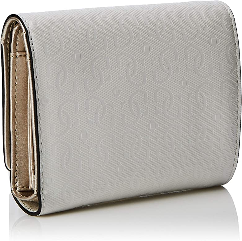 Guess Shannon Slg Small Trifold - Monederos Mujer