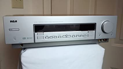 rca rt2360 home theater audio video surround sound receiver system rh amazon ca RCA Audio System Manuals RCA Surround Sound Manual