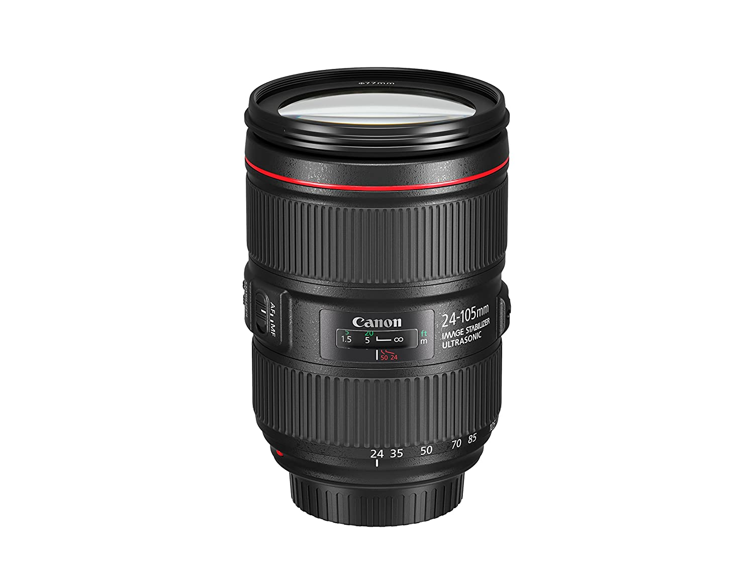 Canon EF 24–105mm f/4L is II USM Black Friday Deal 2020