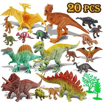 Amazon.com: Dinosaur Juguetes para niños y niñas 3 años de ...