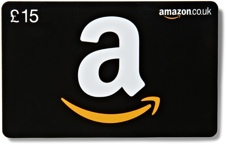 Amazon.co.uk Gift Card - Reveal - £15 (Birthday Pop-Up): Amazon.co ...