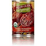Muir Glen Organic Diced Tomatoes, Fire Roasted, 14.5 Oz