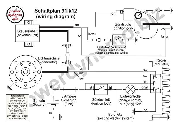 Ziemlich Delco Traktor Lichtmaschine Schaltplan Bilder - Elektrische ...