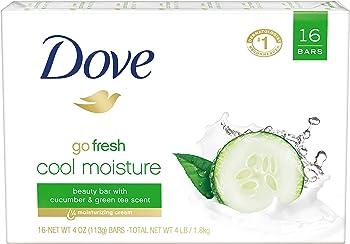 16-Count Dove Beauty Bar Cool Moisture