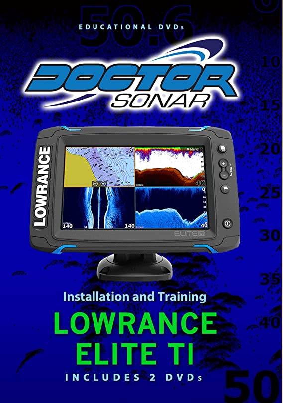 Lowrance Elite Ti training DVD