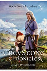 The Greystone Chronicles: Book One: Io Online Kindle Edition