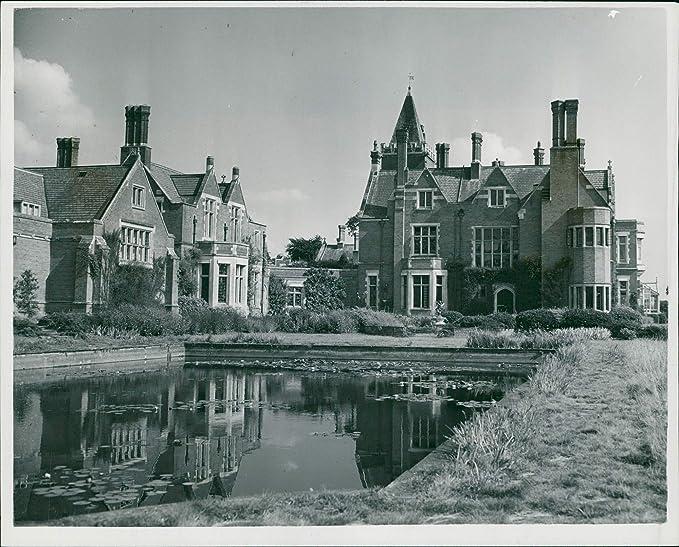 Amazon Com Vintage Photo Of Bagshot Park Entertainment Collectibles