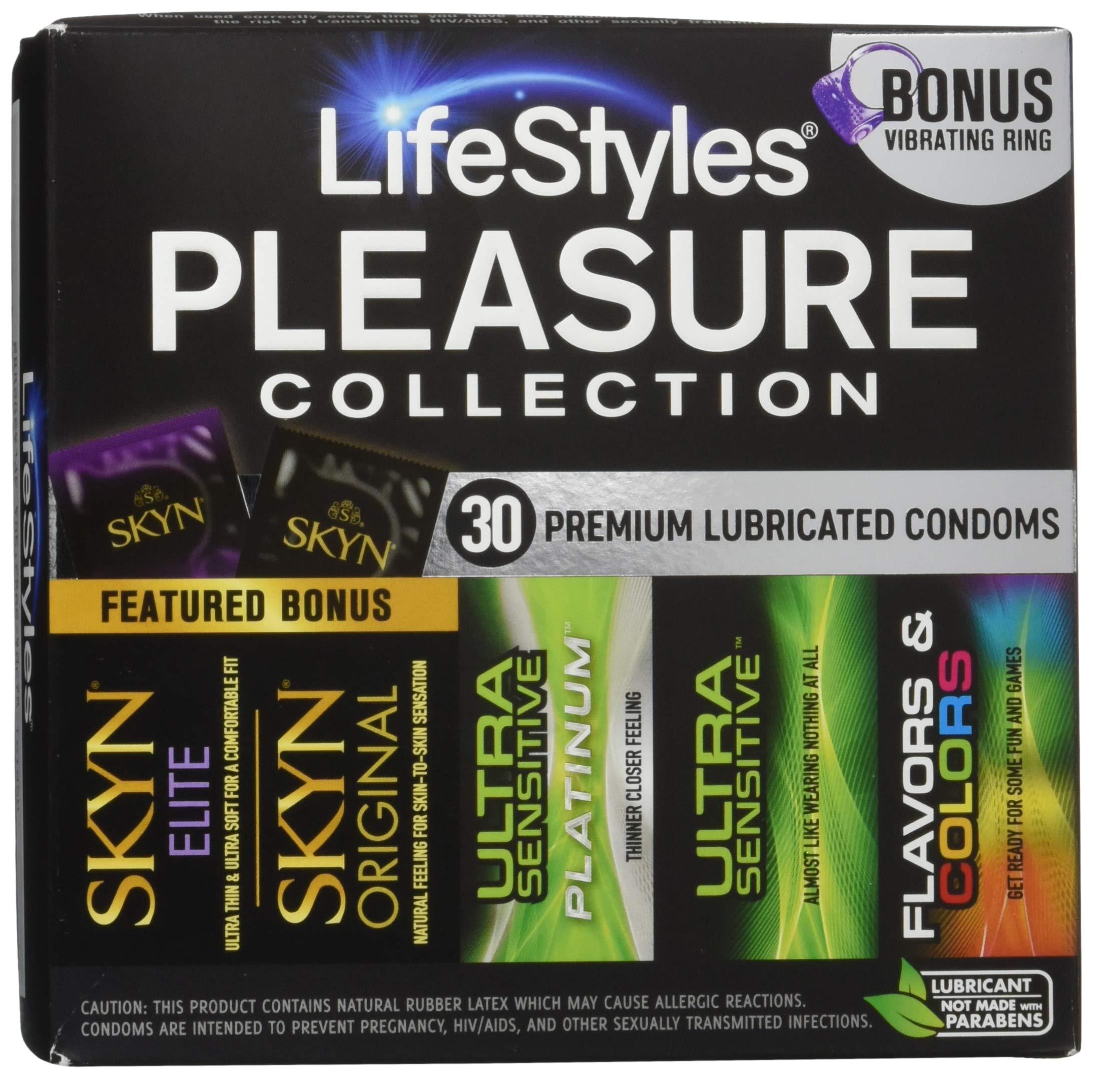 Lifestyles Pleasure Collection
