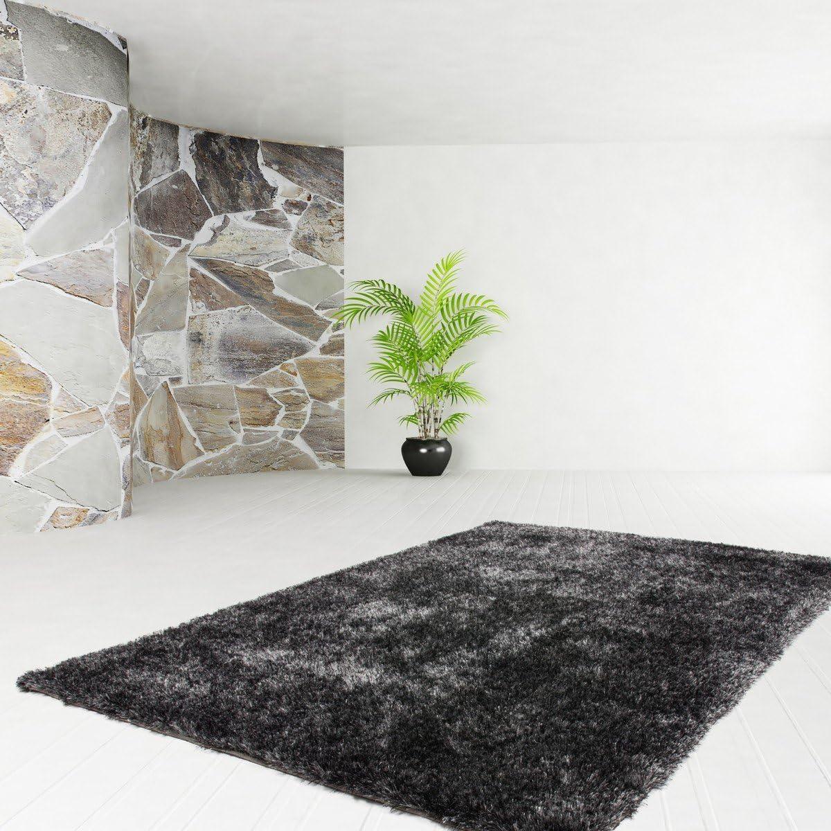 Kayoom Tapis Crystal 350/Taupe 80/x 150/cm