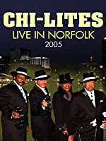 The Chi-Lites - Live In Norfolk 2005