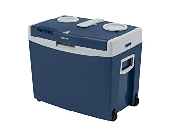 Auto Kühlschrank Mit Kompressor : Mobicool w ac dc elektrische trolley kühlbox für auto und