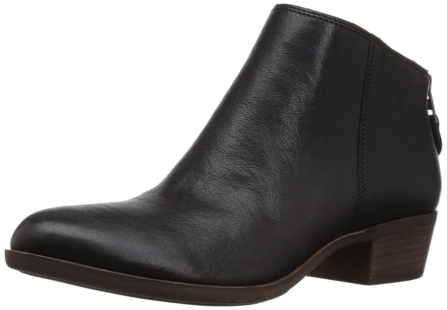 Lucky Brand Women's Bremma Ankle Boot B07C89PCMB W 6 W US|Black