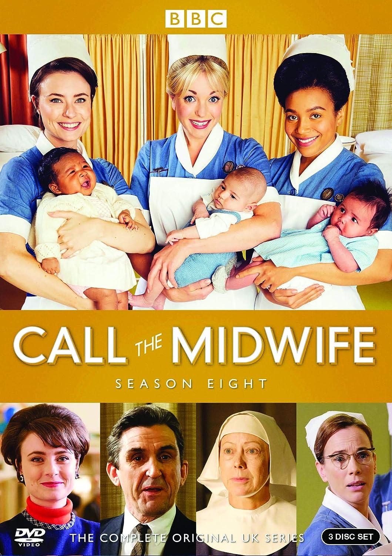 Call The Midwife Christmas 2019.Amazon Com Call The Midwife Season Eight Various Movies Tv