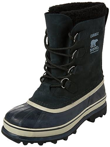 Sorel Men s Caribou Snow Boots  Amazon.co.uk  Shoes   Bags e019f8d14555