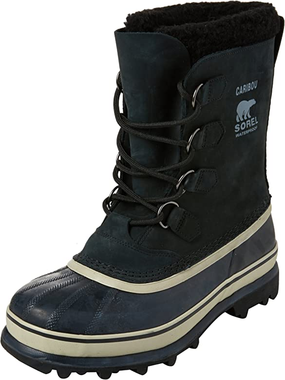Botas de Senderismo Ni/ños Zapatos Nieve/Invierno Forradas C/álidas Antideslizante Zapatillas Trekking Monta/ña Negro Azul Verde Naranja EU 30-41