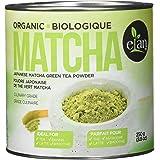ELAN Organic Japanese Matcha Green Tea Powder, Non-GMO, Vegan, Gluten-Free, Kosher 250g