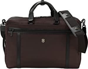 Victorinox Werks Professional 2.0 Two-Way Carry Laptop Bag Dark Earth One Size