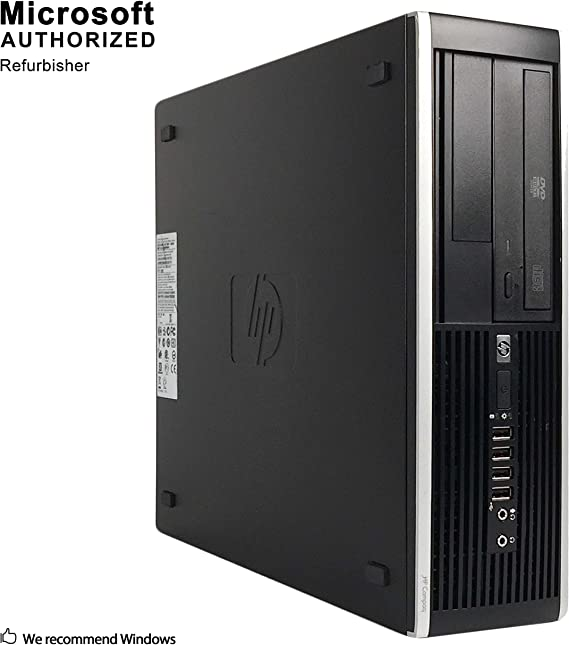 HP Flagship Pro Desktop 2018 Computer